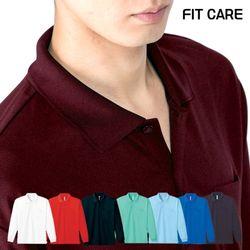 [핏케어] 드라이 긴팔 폴로 긴팔 티셔츠 (CCTCTS001)