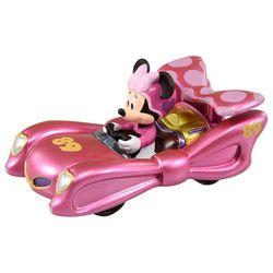 (미키와 카레이서클럽 토미카) MRR-05 핑크 썬더 미니마우스