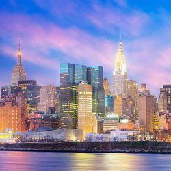500조각 직소퍼즐 - 미국 뉴욕 맨하탄 야경 (CA5110A)