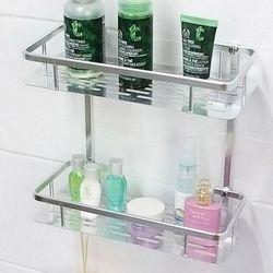 모디 사각 알루미늄 욕실선반