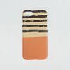 하드케이스 오렌지 스트라이프 (아이폰5)