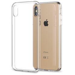 신지모루 아이폰XS MAX 에어클로 투명 핸드폰 케이스