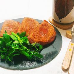 바삭하고 쫄깃한 강원도 전통간식 찰수수부꾸미 1kg
