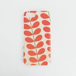 하드케이스 오렌지 리프 (아이폰6플러스)
