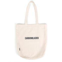 [카본블랙나인 캔버스가방] CANVAS BAG IVORY