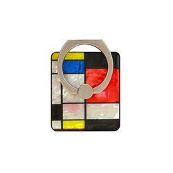 천연 자개 링홀더 - composition8
