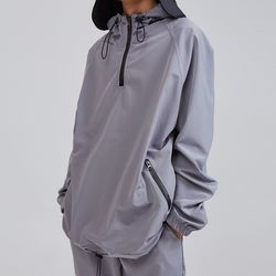 running anorak (2 color) - UNISEX