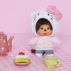 [예약판매 11/18순차발송] Hello Kitty x Monchhichi Big Head SS Mascot