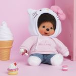 [예약판매 11/18순차발송] Hello Kitty x Monchhichi S