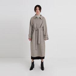 handmade hidden single coat (2colors)