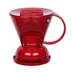 [Whatcoffee] 미스터클레버 커피드리퍼 레드 530ml
