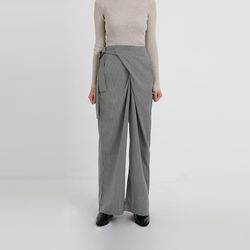 check lap pants (2colors)