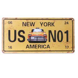 틴 포스터-New York