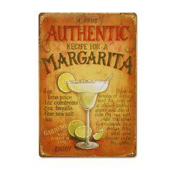 틴 포스터-Margarita