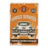 틴 포스터-Garage Service