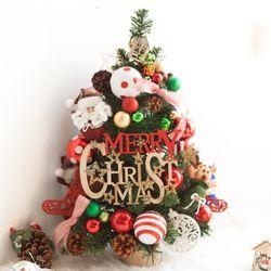 솔방울주머니인형트리 60cm -P(크리스마스트리)