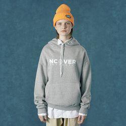 [앤커버] String point hoodie-gray