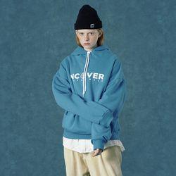 [앤커버] String point hoodie-light blue