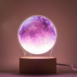 보라달 무드등 LED액자 수면등 취침등 수유등