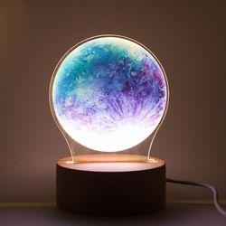 푸른달 무드등 LED액자 수면등 취침등 수유등