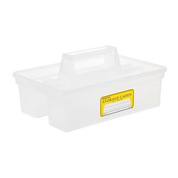 Penco Storage Caddy L 클리어