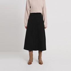 autumn hool cotton skirt (2colors)