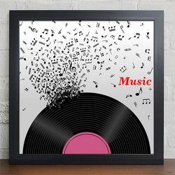 cv250-레코드판음악인테리어액자