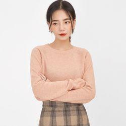 ohlson raglan round wool knit