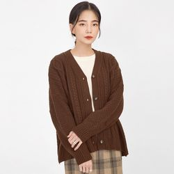 max twist wool cardigan