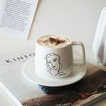 앙리마티스 커피잔세트(300ml) 집들이선물