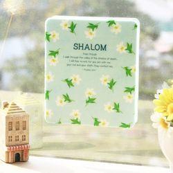Shalom  - 접착식 마우스패드(미니액자)