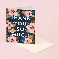 AZALEA THANK YOU CARD