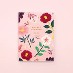 만년형 GARDEN BLOOM POCKET PLANNER BLUSH