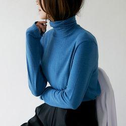 [로코식스] 퍼스트 폴라 티셔츠