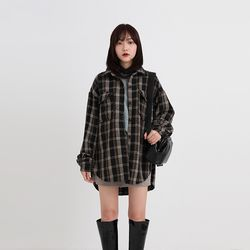 dope check shirt (2colors)