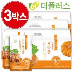 [국내산] 더건강한 호박즙 90ml 3박스(90포)