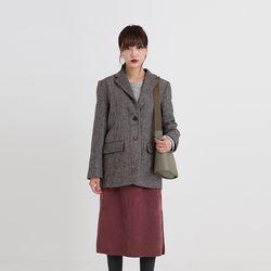 herringbone formal jacket (2colors)