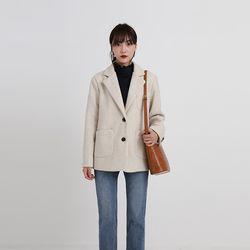 nia single jacket (3colors)
