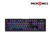 MANIC 축교환 기계식 키보드 X60 RGB 마닉축