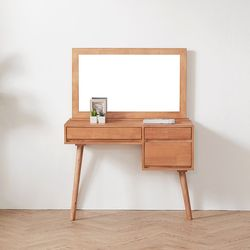 이스테지아 원목 화장대 (의자별도)