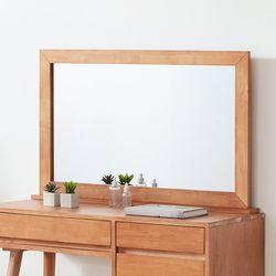 이스테지아 원목 일자 거울