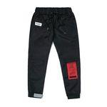 [예약판매 10/26 출고] TIGER BENDING JOGGER PANTS BLACK