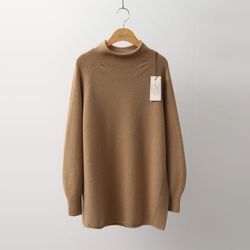Hoega Cashmere Wool Roll Sweater