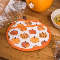 호박(Pumpkin) 냄비 받침