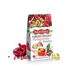 석류 피스타치오 100g 식물성 젤리 캔디 간식
