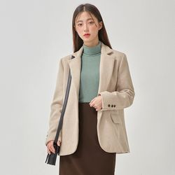 jane tailored wool jacket