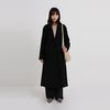 over slit wool coat (2colors)