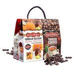 커피세트 선물 식물성 젤리간식