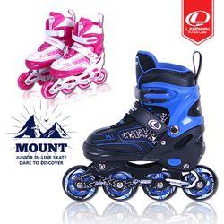 Mount 마운트 인라인스케이트 사이즈조절 인라인 롤러스케이트