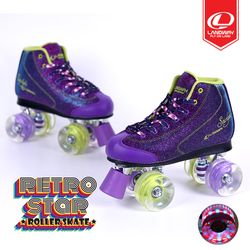 RETRO STAR Rollerskate 레트로스타 롤러스케이트